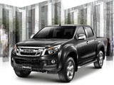 Photos of Isuzu D-Max Double Cab 2012