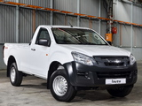 Photos of Isuzu D-Max Single Cab 2012