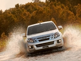 Wallpapers of Isuzu D-Max Double Cab 2012