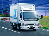 Isuzu Elf (V) 1993–2006 wallpapers
