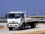 Photos of Isuzu FTR850 2008