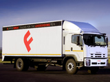 Pictures of Isuzu FTR850 2008