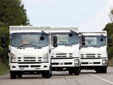 Pictures of Isuzu F-Series