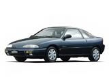 Images of Isuzu Gemini Coupe 1990–93