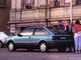 Isuzu FF Gemini Hatchback (JT150) 1985–87 photos