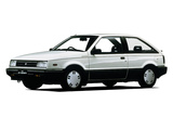 Isuzu FF Gemini Hatchback (JT150) 1985–87 pictures