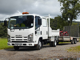 Wallpapers of Isuzu Grafter Crew Cab 2009