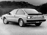 Isuzu Impulse 1988–89 photos