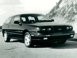 Isuzu Impulse Wagonback 1991–92 wallpapers