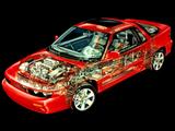 Wallpapers of Isuzu Impulse RS 1991–92