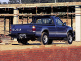Isuzu KB 4x4 Single Cab 1993–2002 wallpapers