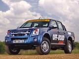 Photos of Isuzu KB Double Cab 2010