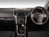 Wallpapers of Isuzu KB Extended Cab 2013