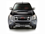 Pictures of Isuzu MU-7 2007