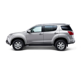 Pictures of Isuzu MU-X 2013