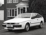 Isuzu Piazza Turbo UK-spec 1986–90 pictures