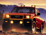 Isuzu Pickup S 4x4 (TF) 1988–90 photos