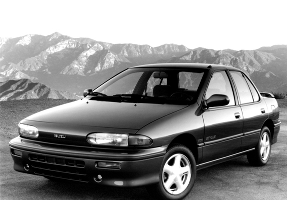 Download / Preview - Images of Isuzu Stylus XS (JT151) 1990–93