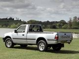 Images of Isuzu TF 4x2 Single Cab UK-spec 1992–2002