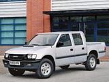 Isuzu TF 4x4 Double Cab UK-spec 1992–2002 images