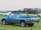 Isuzu TF 4x4 Double Cab UK-spec 1992–2002 photos