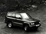 Isuzu Trooper SWB UK-spec 1992–98 pictures
