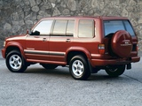 Isuzu Trooper 1998–2002 photos