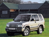 Isuzu Trooper SWB 1998–2002 pictures