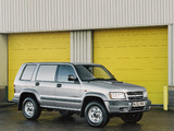Pictures of Isuzu Trooper Van UK-spec 1998–2002