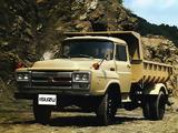 Images of Isuzu TXD40 1980–84
