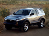 Images of Isuzu VehiCROSS US-spec (UGS25DW) 1999–2001