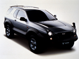 Isuzu VehiCROSS (E-UGS25DW) 1997–99 photos