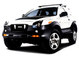Isuzu VehiCROSS Ironman Edition (UGS25DW) 1999–2001 photos