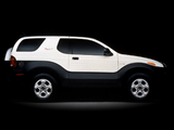 Photos of Isuzu VehiCROSS Ironman Edition (UGS25DW) 1999–2001
