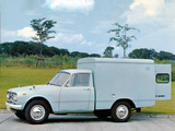 Isuzu Wasp Van 1963–73 wallpapers