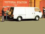 Isuzu WFR Van 1980–95 images