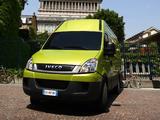 Iveco EcoDaily Van 2009–11 pictures