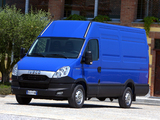 Iveco Daily Van 2011–14 images