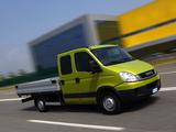 Photos of Iveco EcoDaily Crew Cab 2009–11