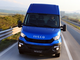 Photos of Iveco Daily Van 2014