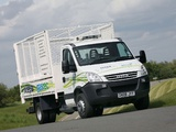Pictures of Iveco Daily CNG Chassis Cab UK-spec 2009