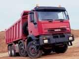 Iveco EuroTrakker 8x4 Tipper 1993–2004 wallpapers