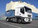 Iveco Stralis 480 6x2 UK-spec 2002–06 wallpapers