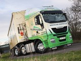 Iveco EcoStralis Hi-Road 460 6x2 UK-spec 2013 images
