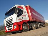 Photos of Iveco Stralis 460 6x2 UK-spec 2007–12