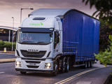Photos of Iveco Stralis Hi-Way 460 6x2 UK-spec 2013