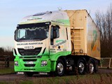 Pictures of Iveco EcoStralis Hi-Road 460 6x2 UK-spec 2013