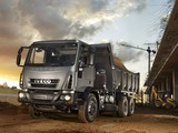 Images of Iveco Tector 260E28 6x4 2008