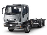Photos of Iveco Tector 260E28 6x4 Chassis 2008