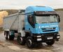 Photos of Iveco Trakker 8x4 UK-spec 2007